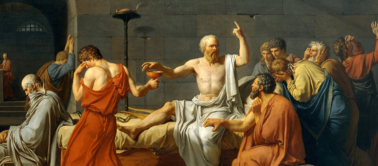 Image result for socrates cicuta